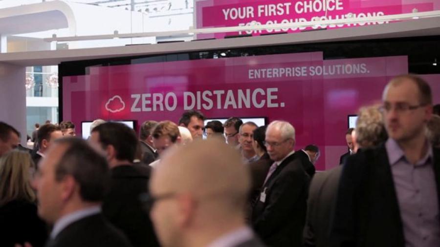 t-systems - zero distance auf der cebit 2013
